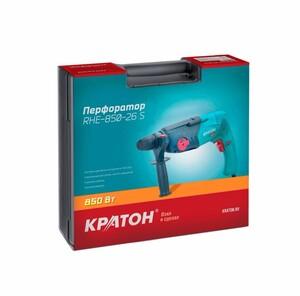 Перфоратор Кратон RHE-850-26S