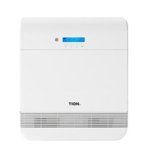 Бытовая приточная вентиляционная установка Бризер TION O2 STANDARD