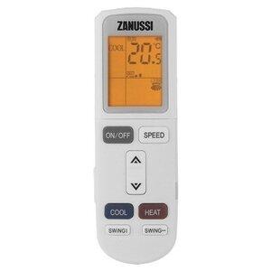 Кондиционер Zanussi ZACS/I-12 HV/A18/N1 серии Venezia DC Inverter