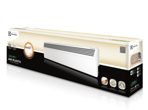 Электрический конвектор Electrolux ECH/AG-1500PE серии Air Plinth