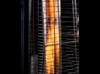 Камин уличный инфракрасный газовый Ballu BOGH-14 серии Glace