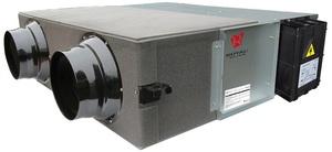 Приточно-вытяжная установка с мембранным рекуператором Royal Clima RCS-350-U серия Soffio Uno