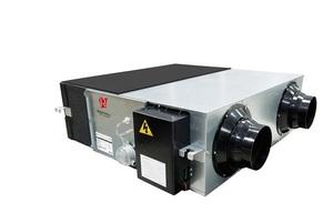 Приточно-вытяжная установка с мембранным рекуператором Royal Clima RCS-650-P серия Soffio Primo