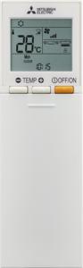 Настенный кондиционер Mitsubishi Electric MSZ-AP35VGK/MUZ-AP35VG серия Standard Inverter