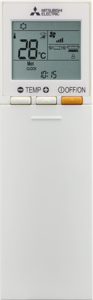 Внутренний блок Mitsubishi Electric MSZ-AP25VGK Standart Inverter