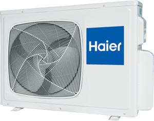 Кондиционер настенный Haier серии Lightera DC Inverter Super Match AS24NS4ERA-B / 1U24GS1ERA