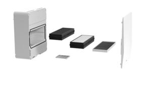 Бытовая приточная вентиляционная установка Бризер TION 3S SMART