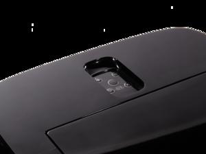 Мобильный кондиционер Zanussi ZACM-12 MS/N1 Black серии Massimo