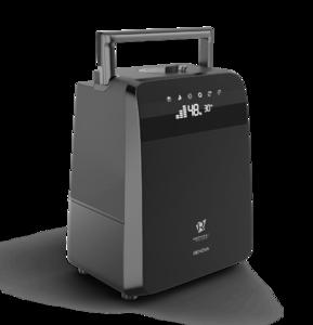 Бытовой ультразвуковой увлажнитель Royal Clima RUH-G450/5.5E-BL серия GENOVA