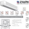 Электрическая тепловая завеса Zilon ZVV-2E36HP серии ЗАСЛОН