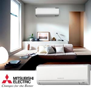 Настенная сплит-система Mitsubishi Electric MSZ-HJ35VA/MUZ-HJ35VA