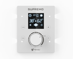 Электрический водонагреватель накопительного типа RWH-SI50-FS серии SUPREMO Inox