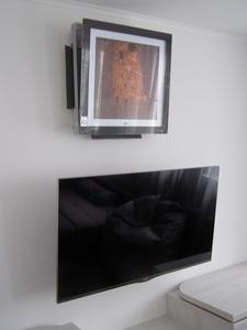 Настенный кондиционер LG A09AW1.NFR4/A09AWU.UFR4 серия ARTCOOL Gallery
