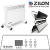 Электрический конвектор Zilon ZHC-1000 E2.0