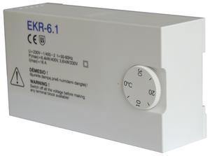 Регулятор мощности электрических нагревателей Salda EKR 6.1
