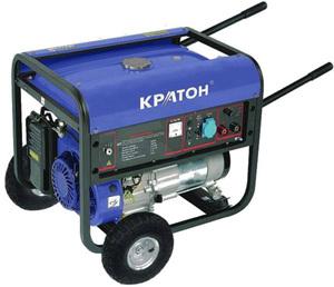 Генератор бензиновый сварочный Кратон GWG-5,0-180