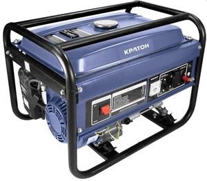 Генератор бензиновый Кратон GG-6500-3 РЕ