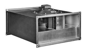 Прямоугольный канальный вентилятор ZFP 50-25-4E