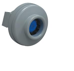 Круглый канальный вентилятор ZFO 125 p