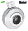 Круглый канальный вентилятор ZFO 125 E