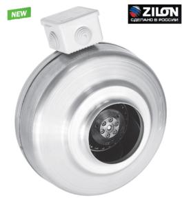 Круглый канальный вентилятор ZFO 200 E