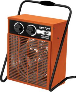Пушка тепловая электрическая Кратон EPH-4,5/420 B