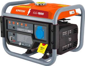 Генератор бензиновый инверторный Кратон IGG - 1500