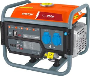 Генератор бензиновый инверторный Кратон IGG - 2500