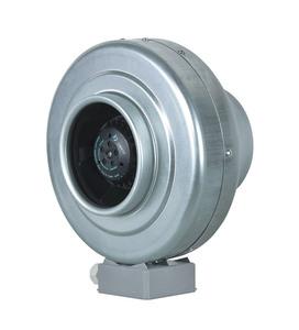 Круглый канальный вентилятор ZFOr 200