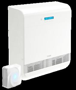 Бытовая приточная вентиляционная установка Бризер TION O2 TOP