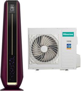 Колонный кондиционер Hisense KFR-72LW/A8V890Z-A1