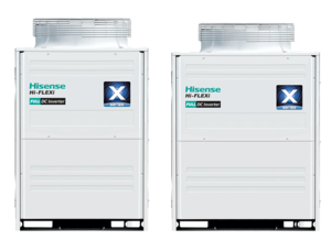 Наружный блок Hisense Hi-FLEXI Inverter AVWT-96UESRX серия X