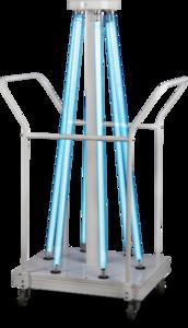 Облучатель бактерицидный ультрафиолетовый ОБП 6*30-450