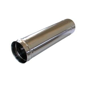 Дымоход нержавеющий Моно d100 L500 AISI 430/t0.5мм