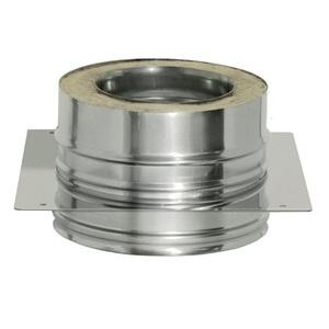 Крепление опорное Термо d80/D160 L200 A260xВ260 AISI 430/430, 0,5/0,5мм