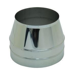 Окончание коническое Термо d80/D160 L200 AISI 430/430 0,5/0,5мм