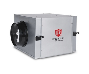 Дополнительный вентилятор Royal Clima RCS-VS 500 для приточно-вытяжной установки Soffio RCS 500