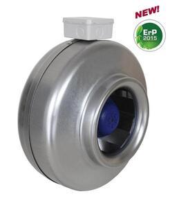Канальный вентилятор Salda VKAР 125 MD 3.0