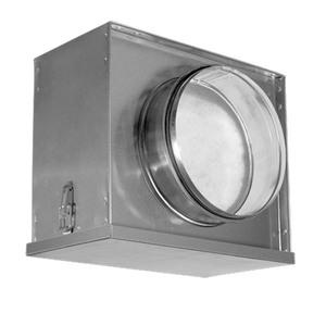 ZFA-A 100 Фильтр-бокс (корпус с материалом)