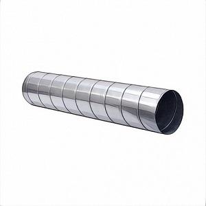 Воздуховод спирально-навивной D 100мм, L-1000мм