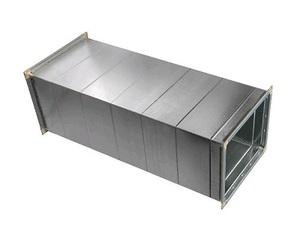 Воздуховод прямоугольный L-1250 мм, d 700х400, Шина 20/20