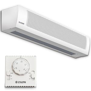 Электрическая тепловая завеса Zilon ZVV-1.5Е18HP серии ЗАСЛОН