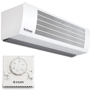 Водяная тепловая завеса Zilon ZVV-2W40 серии ГОЛЬФСТРИМ