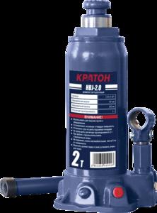 Домкрат бутылочный Кратон HBJ-2.0