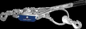 Лебедка ручная горизонтальная Кратон CP-2.0