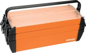 Ящик д/инструмента раздвижной мет 454 мм